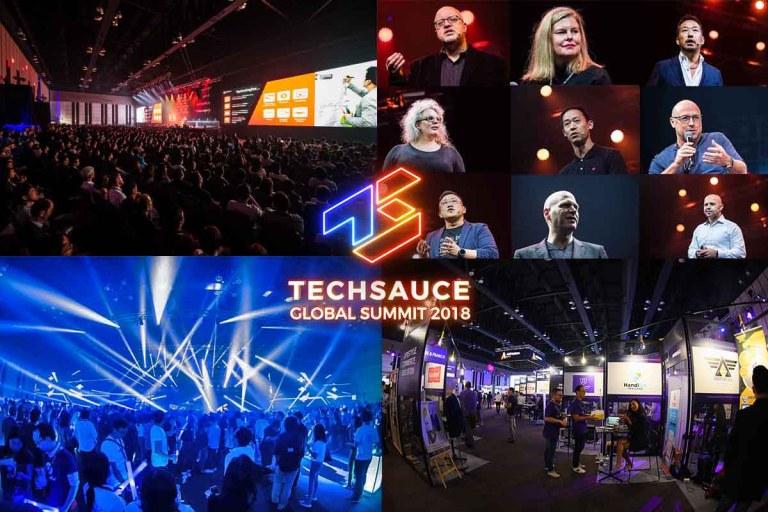 Techsauce Bangkok 2018
