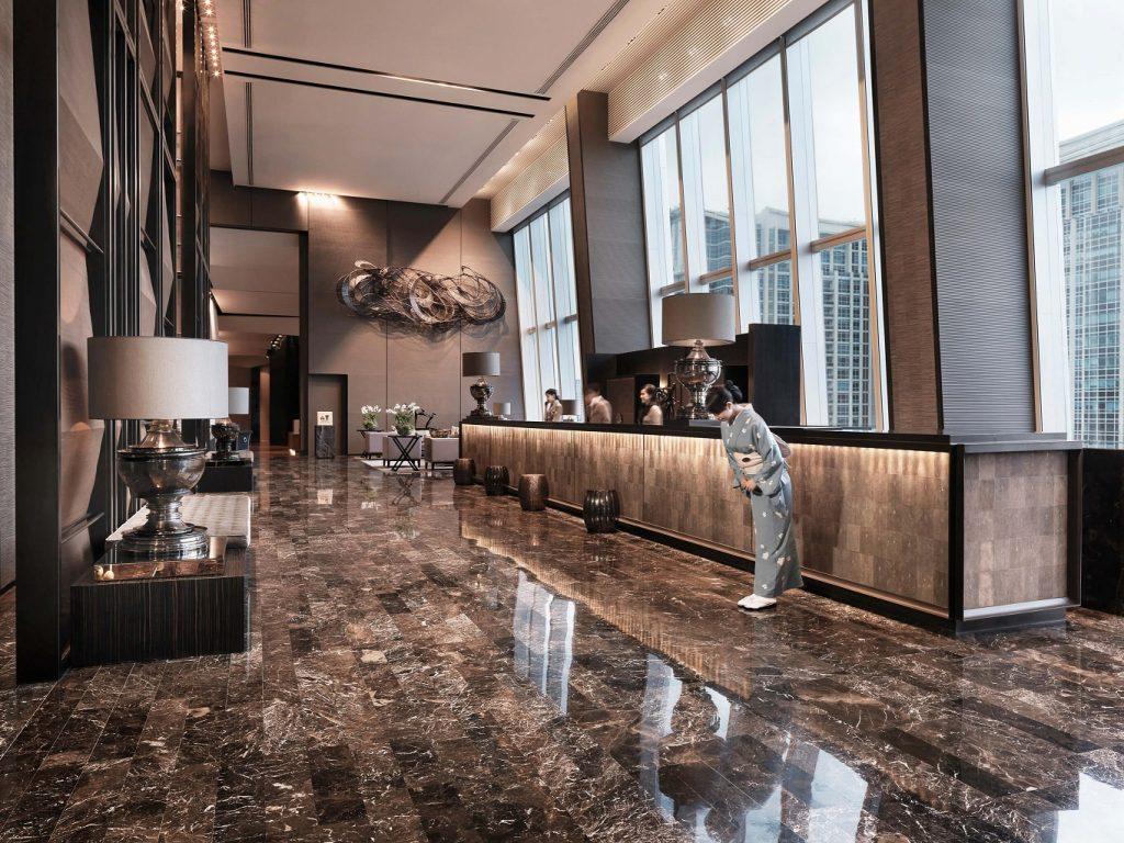 The Silomer The Okura Prestige Bangkok Lobby