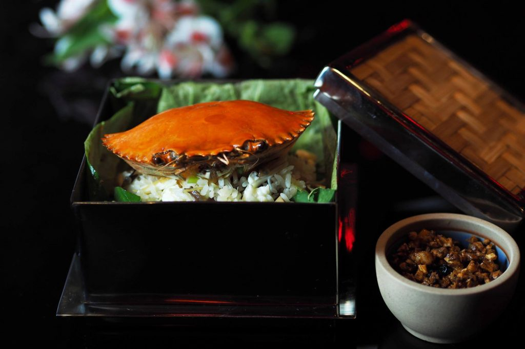 The China House Mandarin Oriental