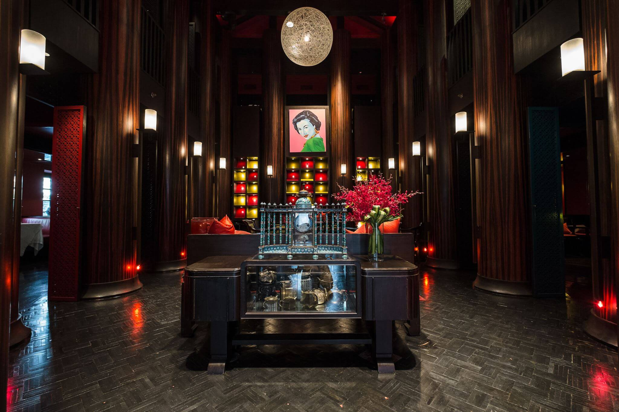 The China House Mandarin Oriental