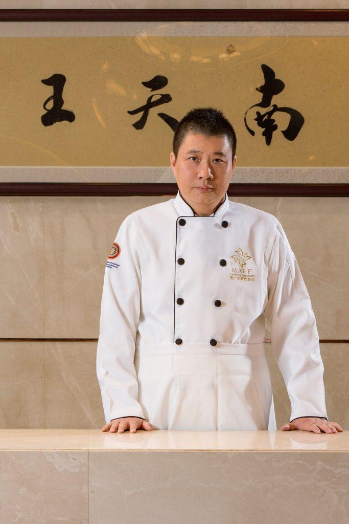 Chef Guangfan Mai
