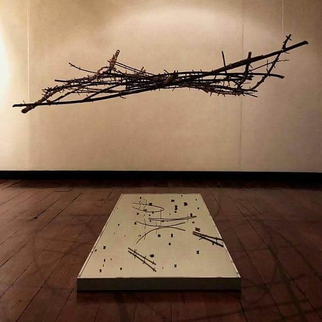 H Gallery Sathorn Frenzy Installation