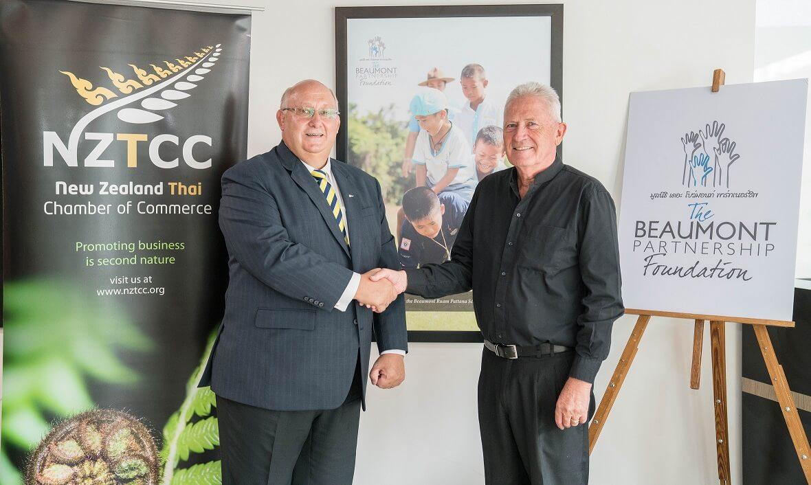 NZTCC Beaumont Collaboration