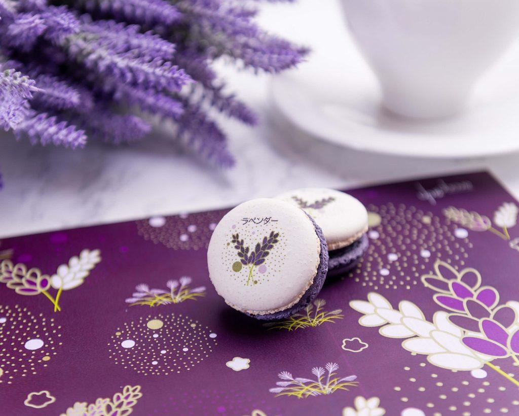 Lavender Afternoon Tea Okura Bangkok