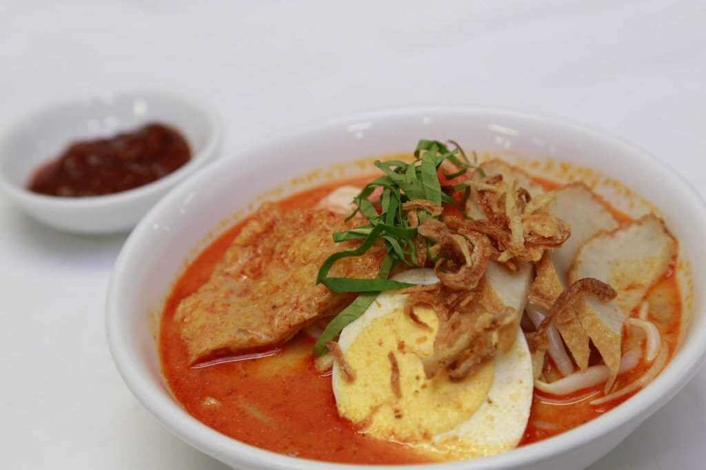 Singaporean cuisine at NEXT2 Cafe