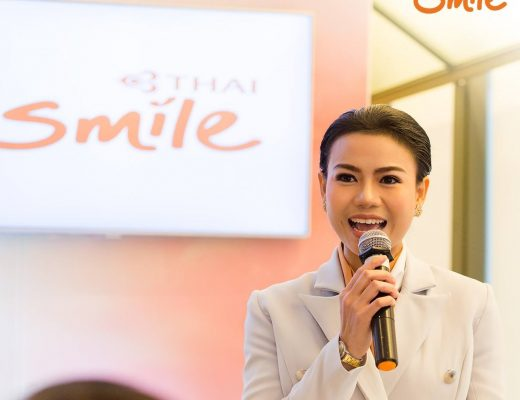 Thai Smile Airways Cover