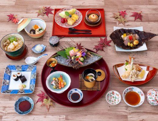Yamazato_Autumn Kaiseki