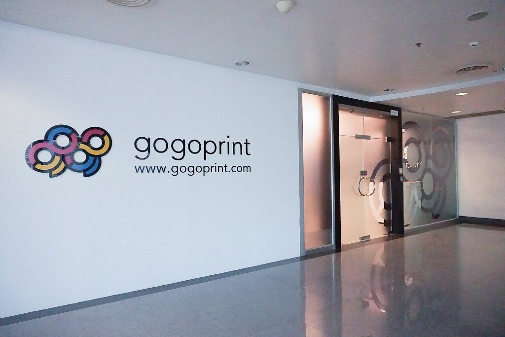 Gogoprint Disruption