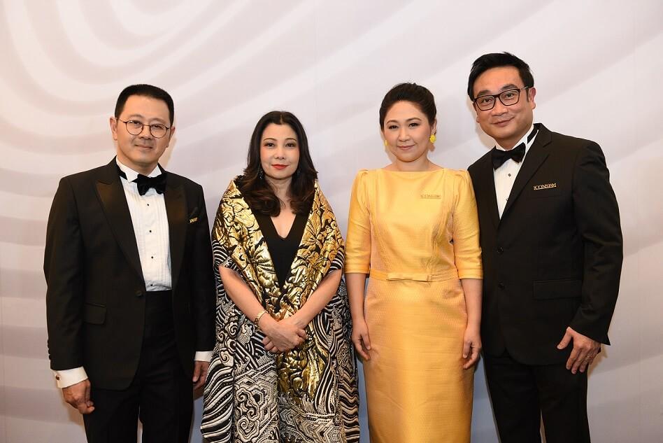 Mrs. Chadatip Chutrakul, Chief Executive Officer of Siam Piwat Group