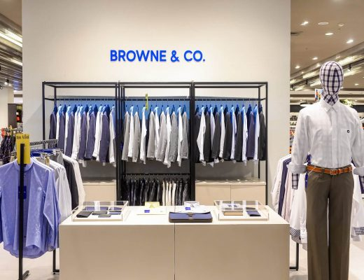 Browne Co Central Bangkok