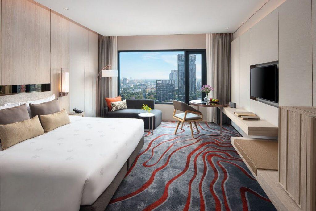 Nikko Hotel Bangkok
