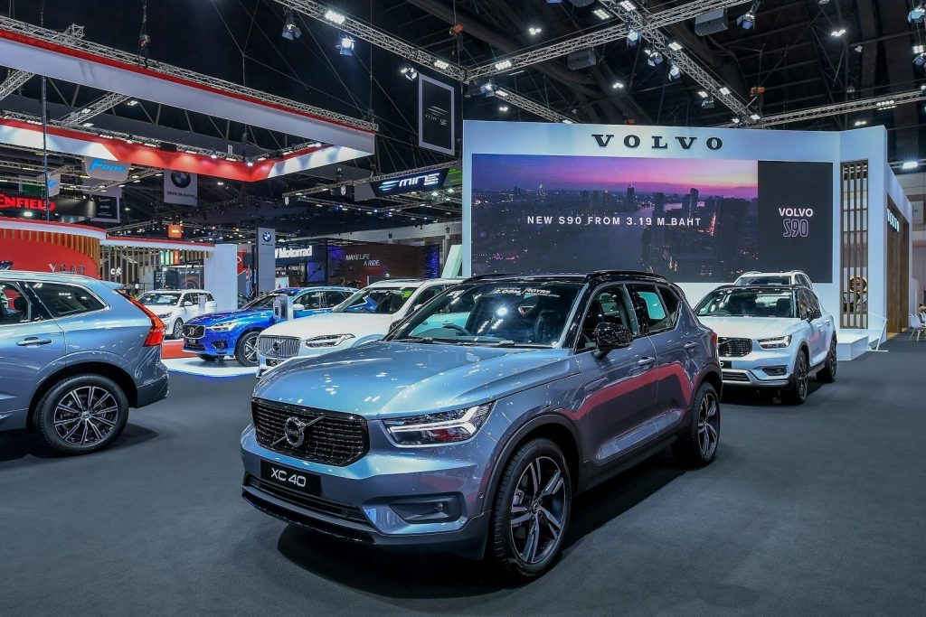 Volvo Thailand Motor Show 2019