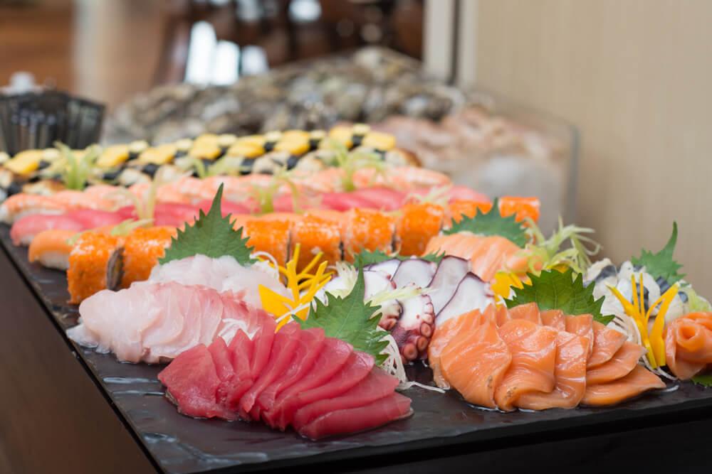 Siam Brasserie Sushi Sashimi