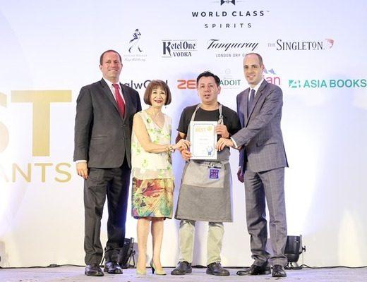 Thailand Tatlers 20 Best Restaurants