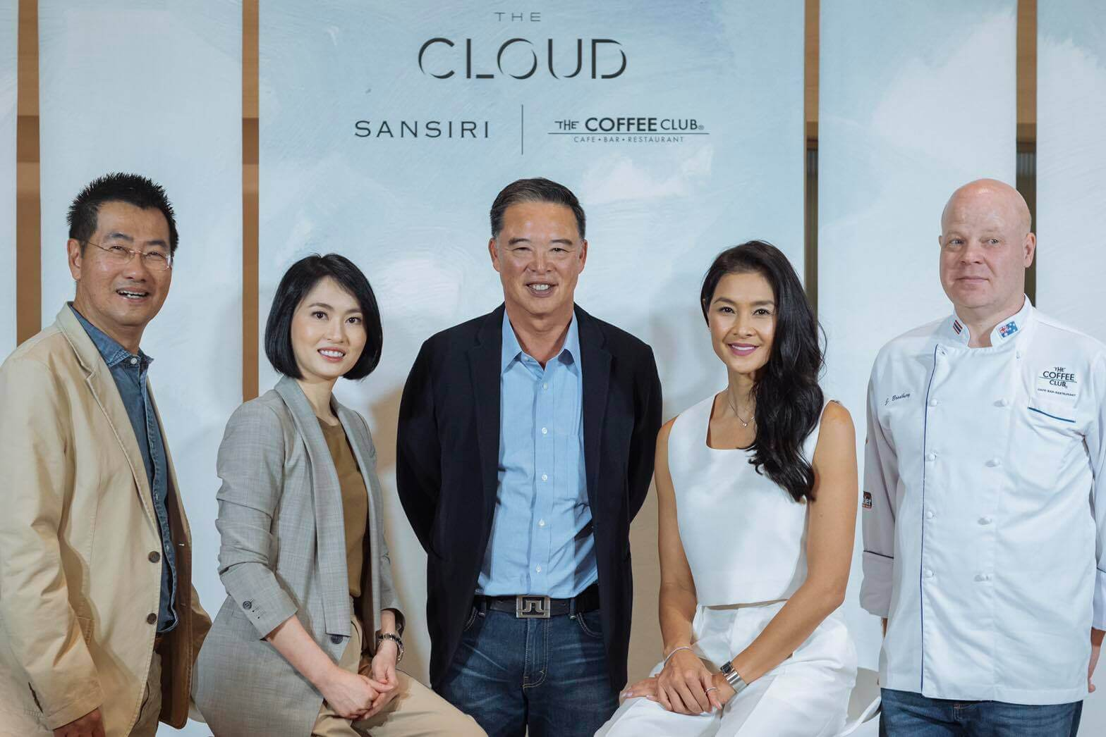 The Cloud Sansiri The Coffee Club