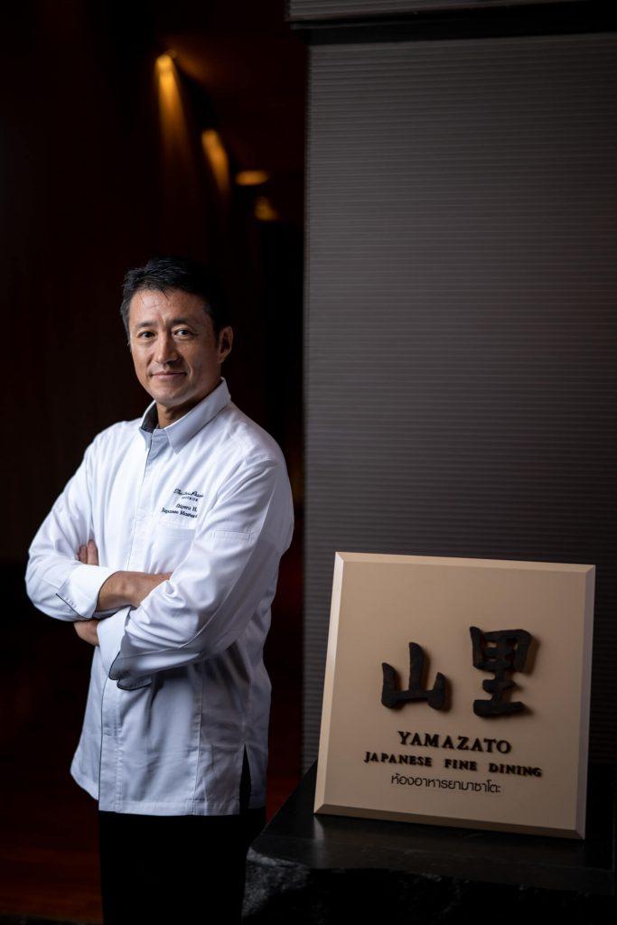 Chef Hagiwara