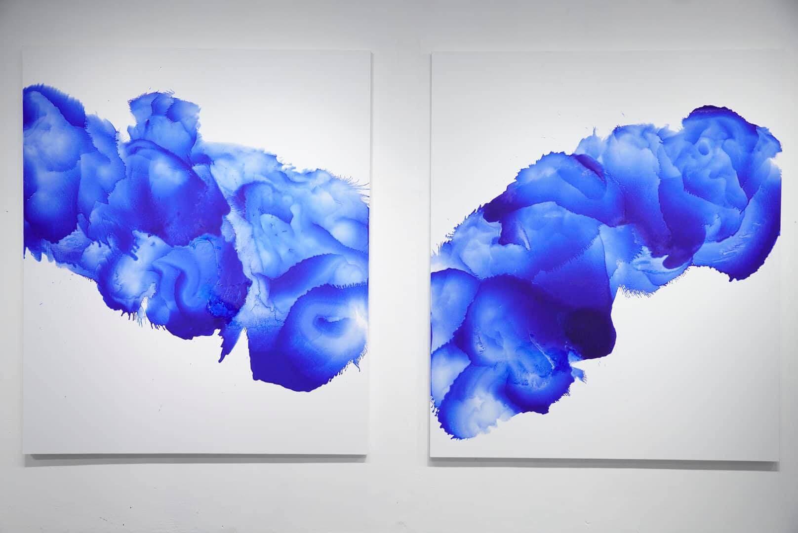 Ingeborg zu Art Exhibition Bangkok