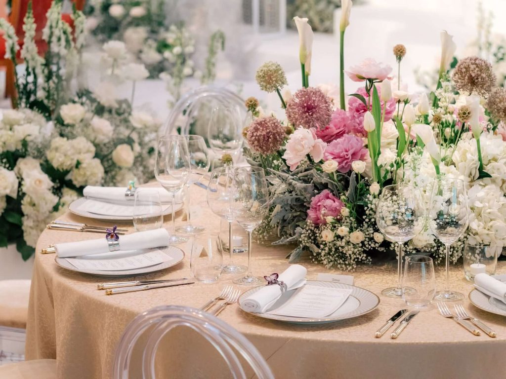The Peninsula Bangkok Wedding Preview