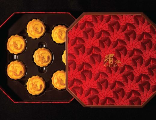 The Peninsula Bangkok Mooncakes